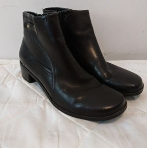 Life Stride ankle boots booties sz 7